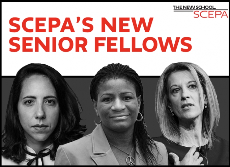 New Senior Fellows: Three Leading Economists Join SCEPA
